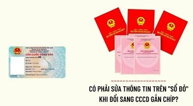 Doi Thong Tin Tren So Do Khi Chuyen Sang Cccd Gan Chip