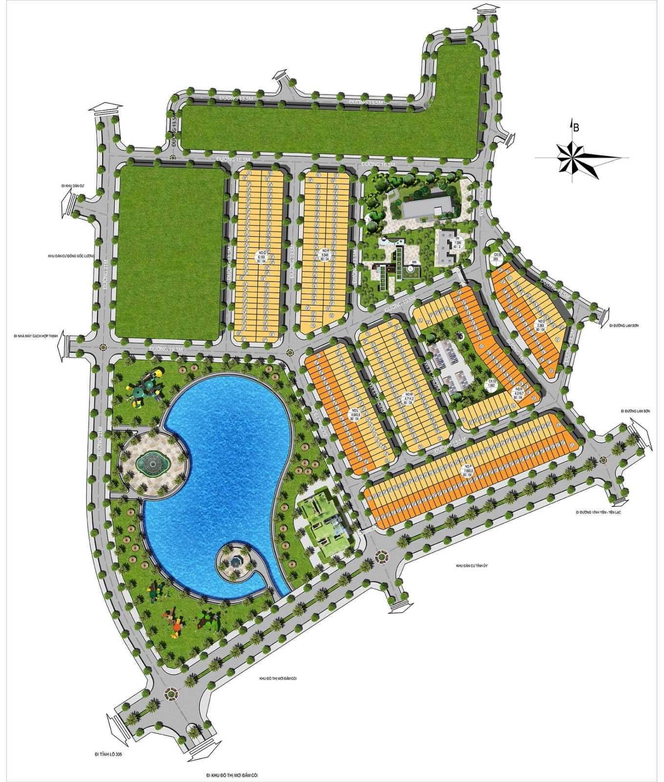 Du An Van Hoi City Vinh Yen 2323 6