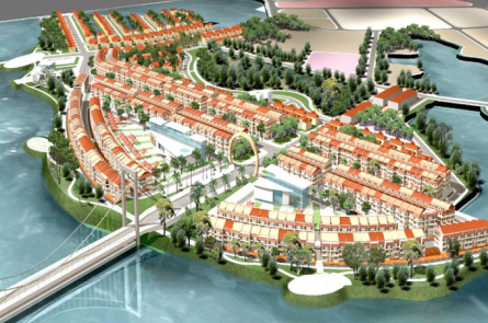 Khu Do Thi Sinh Thai Bac Dam Vac Vinh Yen Vinh Phuc 2453