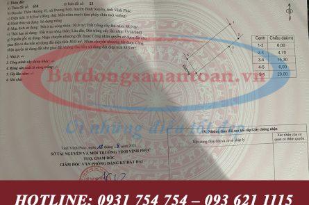 Ban Dat Thon Huong Vi